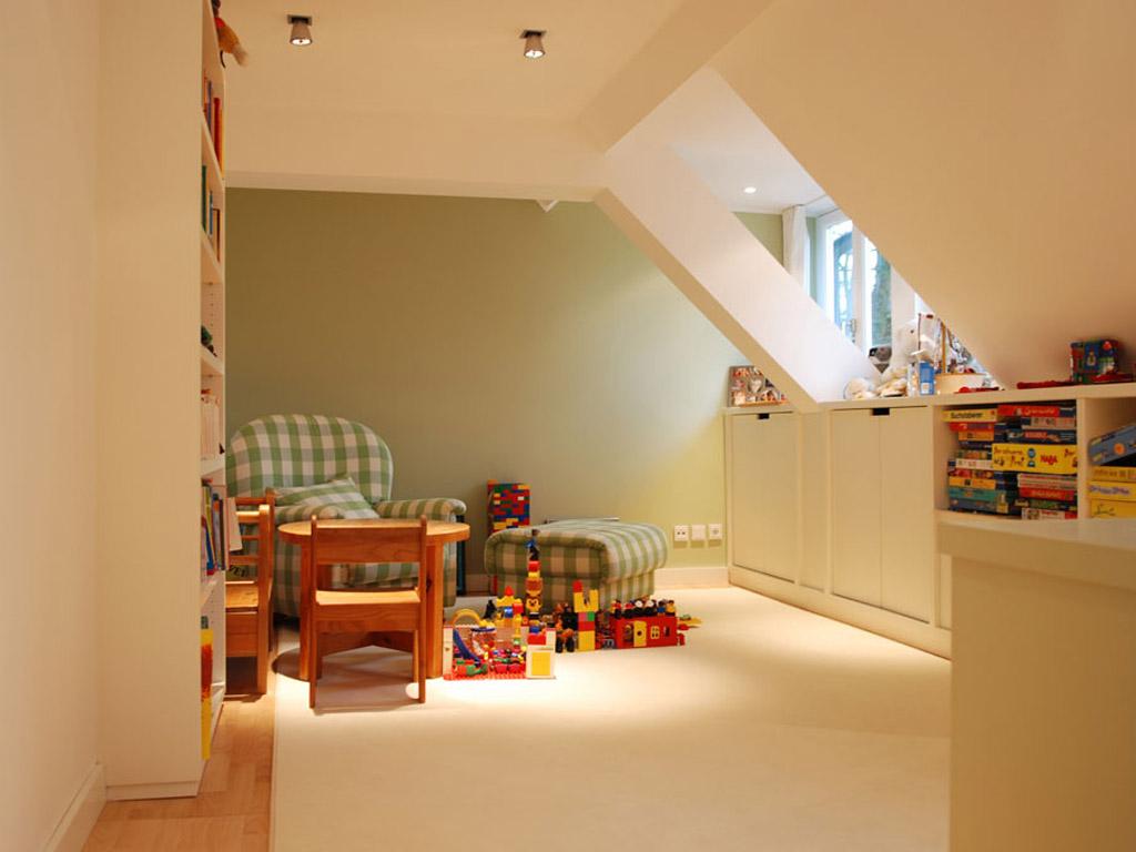 Genius Loci Baukultur Projekt Landhaus Kinderzimmer