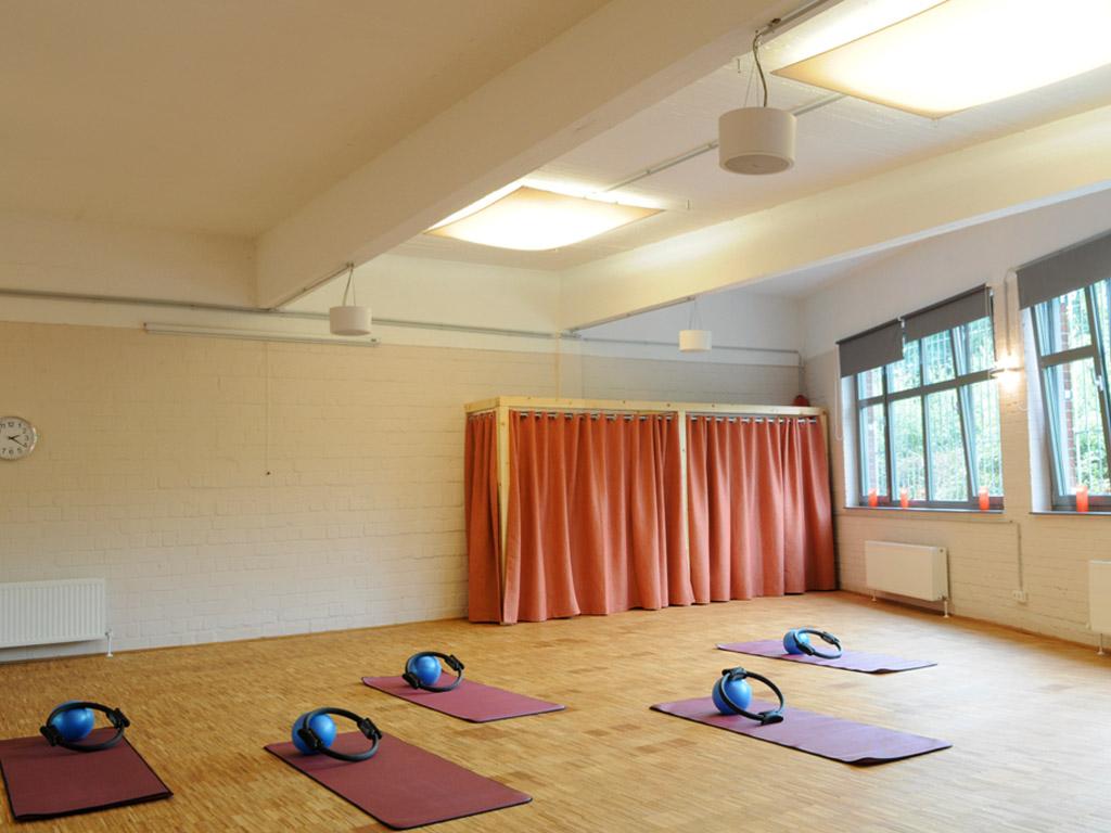 Genius Loci Baukultur Projekt Fitness Spa Pilates