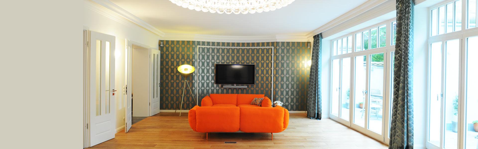 Einfamilienhaus Architektur Innenarchitektur Düsseldorf