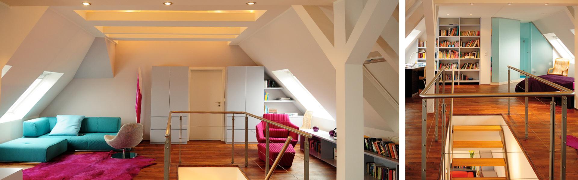Genius Loci Baukultur Projekt Loft Architektur Innenarchitektur Düsseldorf