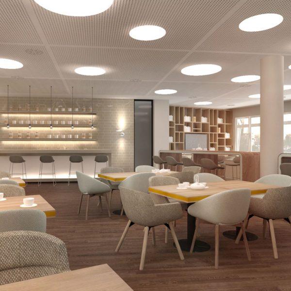 Gastronomie modernisierung einrichten