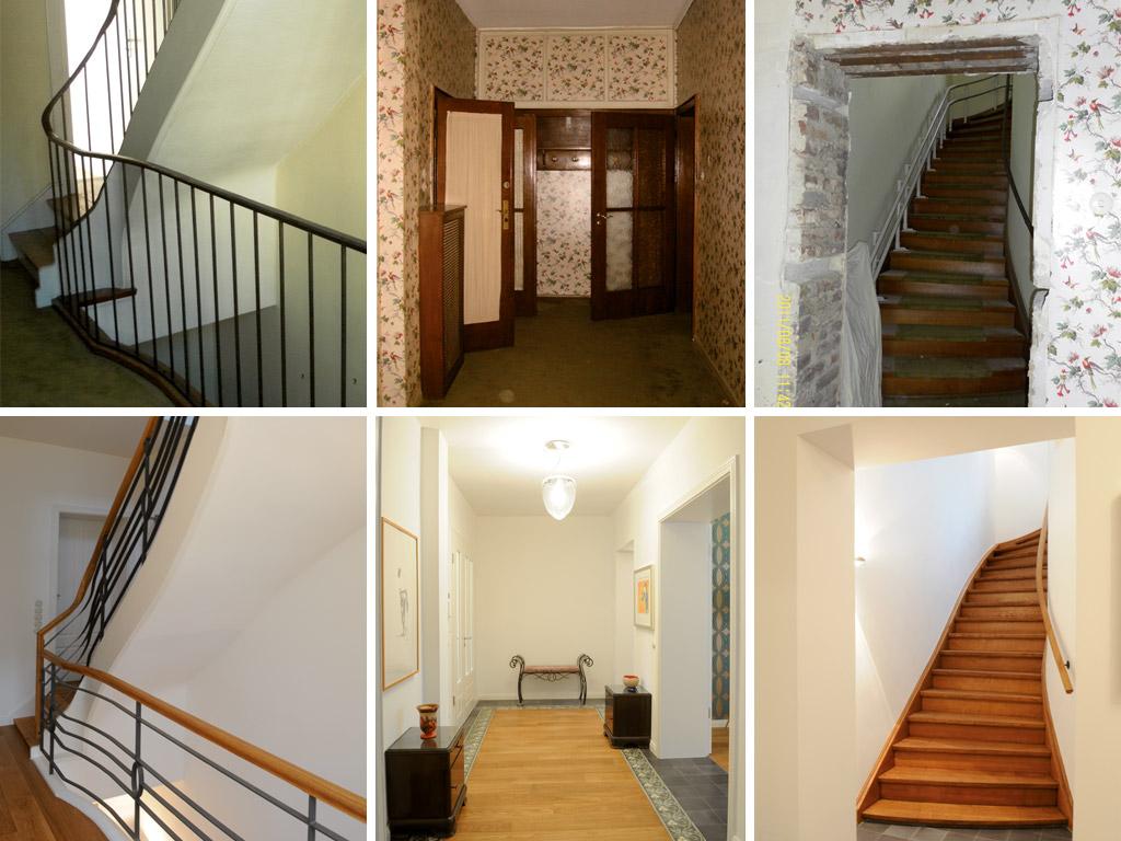 Bauen im Bestand Haus-Umbau Modernisieren