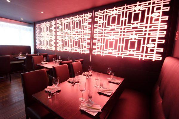 Architektur Gastronomie Tokyo Lounge Architektur Innenarchitektur