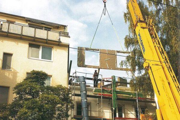 Haus Wohnung modernisieren | Düsseldorf | Bauen im Bestand