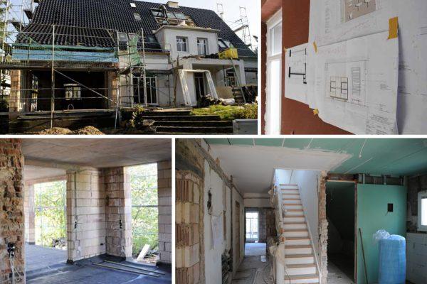 Haus Wohnung modernisieren   Düsseldorf   Bauen im Bestand