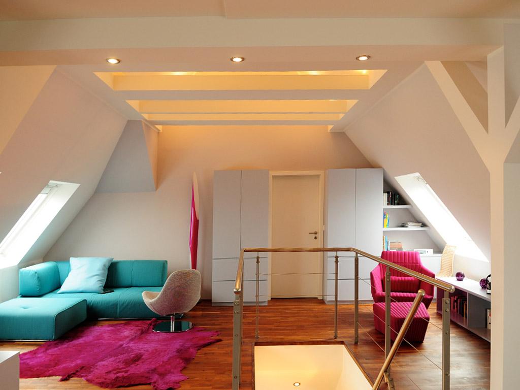 Genius Loci Baukultur Projekt Eigentumswohnung Loft