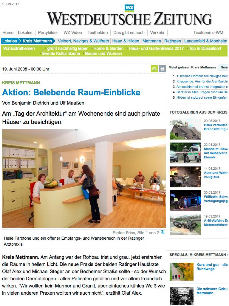 Genius Loci Baukultur Kathrin Schmack Presse