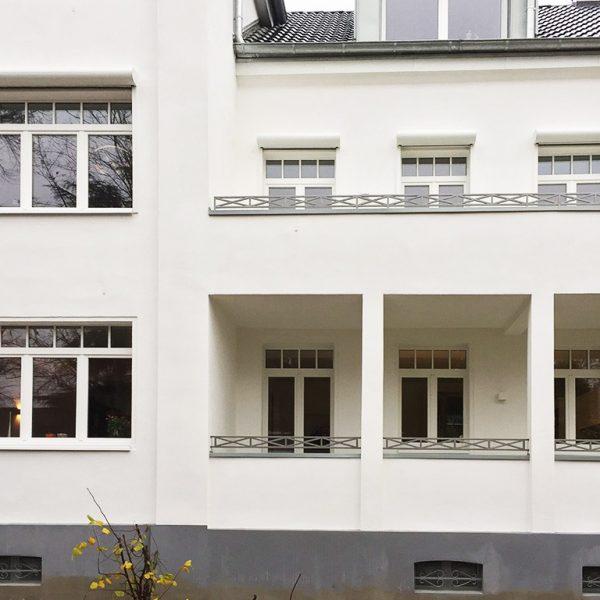 einfamilienhaus umbauen und modernisieren architektur innenarchitektur projekte d sseldorf. Black Bedroom Furniture Sets. Home Design Ideas