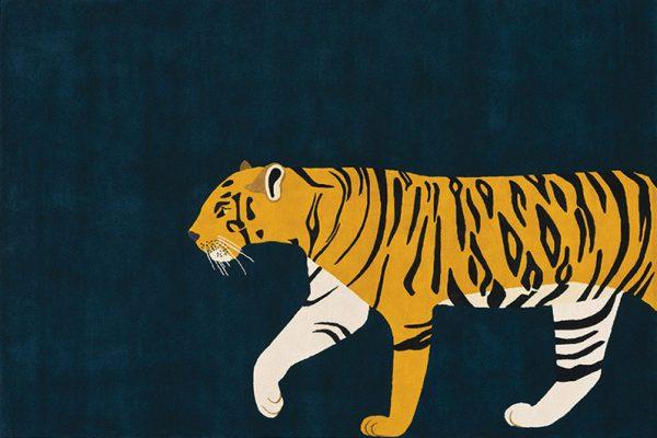TheRugCompany Tiger