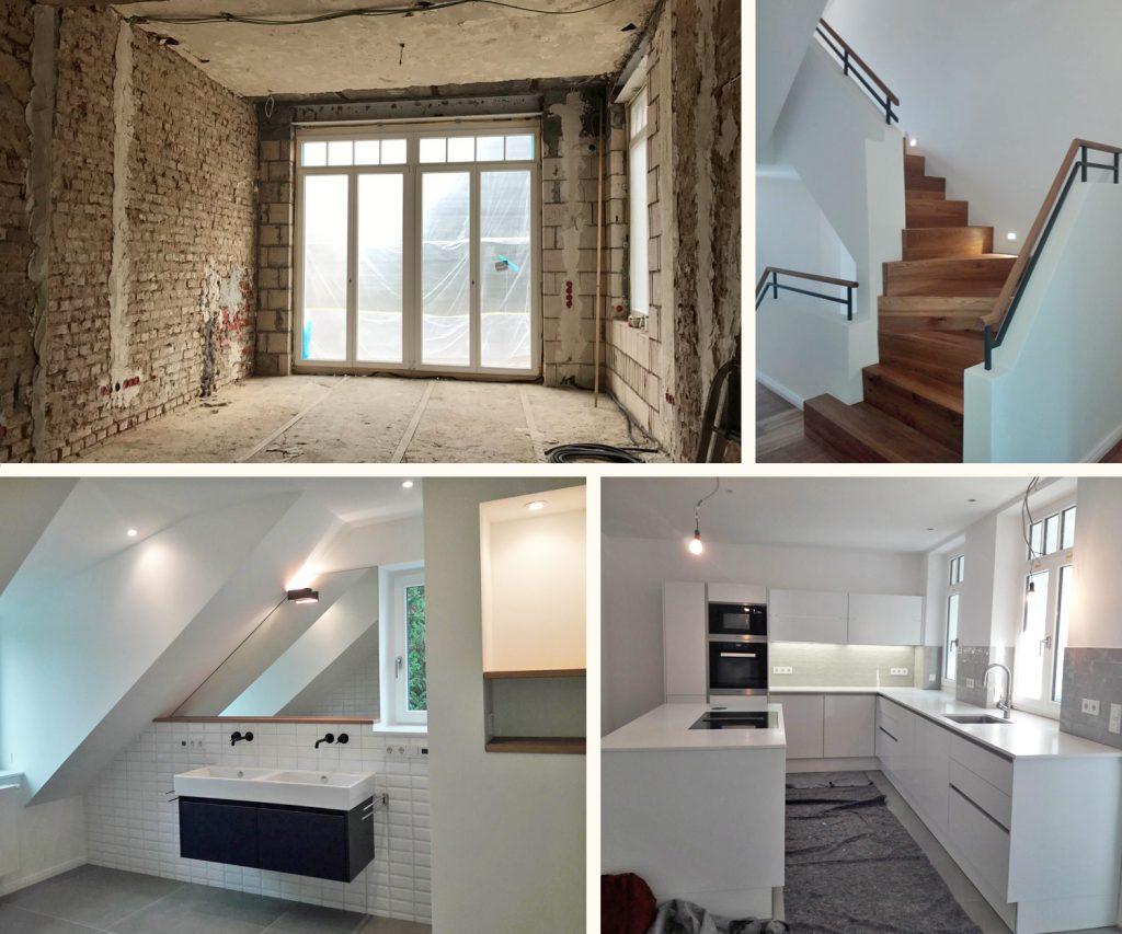 Haus-Umbau Modernisierung Gerdel