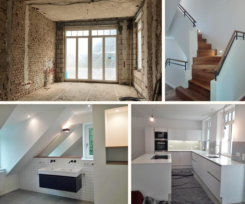 Fabulous Haus oder Wohnung modernisieren? | Umbau von Häusern | Düsseldorf VP48