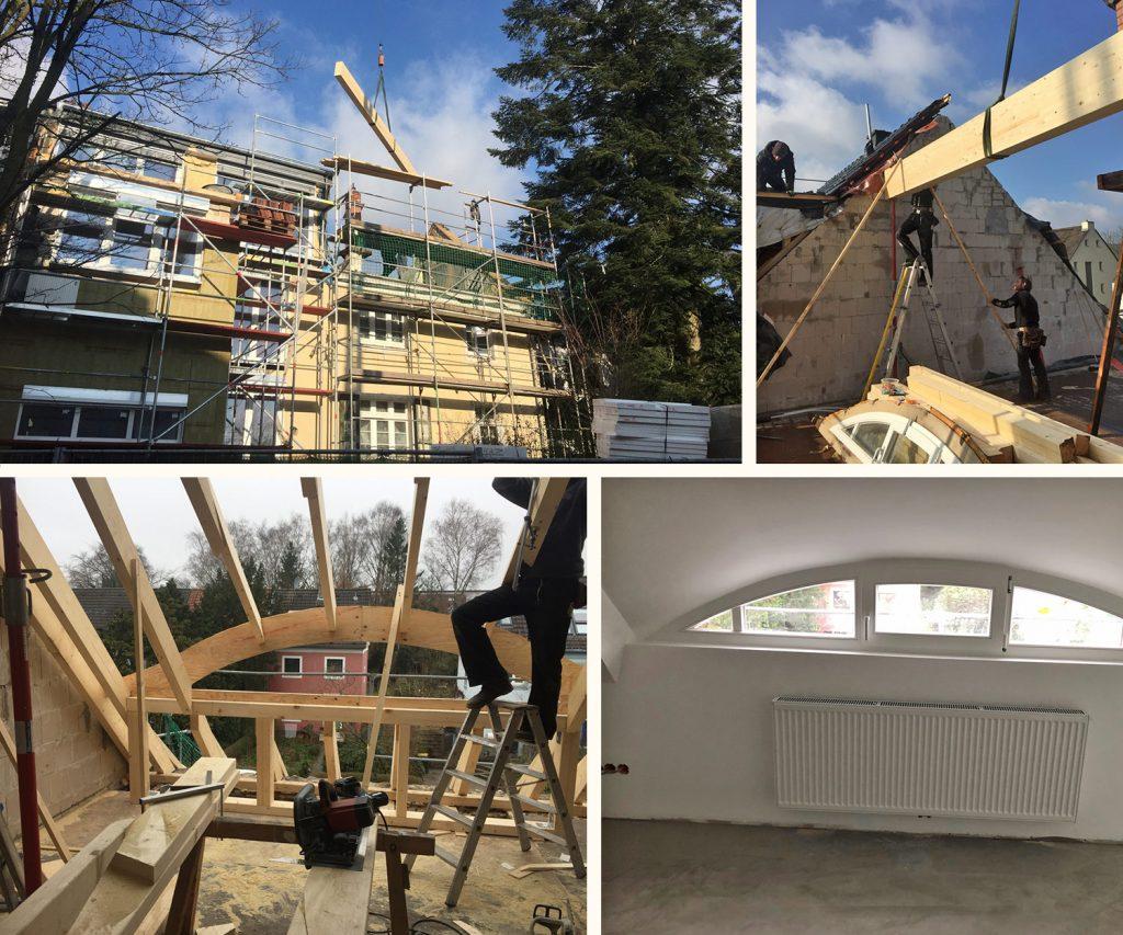Haus-Umbau Modernisierung Müssig