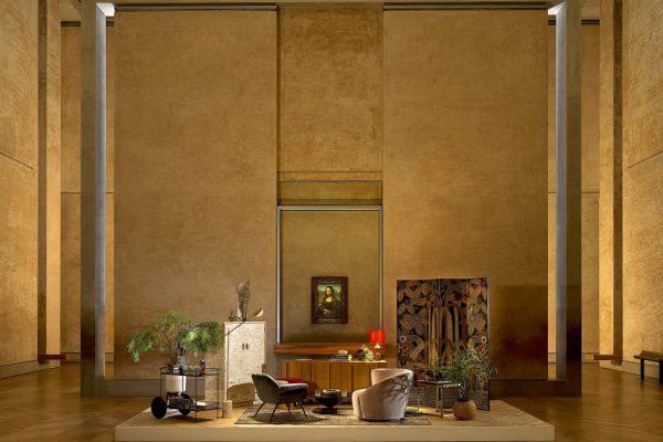 Cocktails mit Mona Lisa: Als der Louvre einmal für eine Nacht zum Wohnzimmer wurde