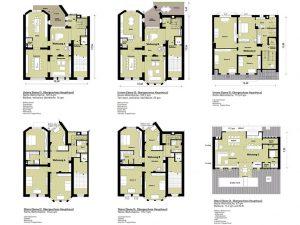 Vorplanung / Entwurfsplanung / Genehmigungsplanung